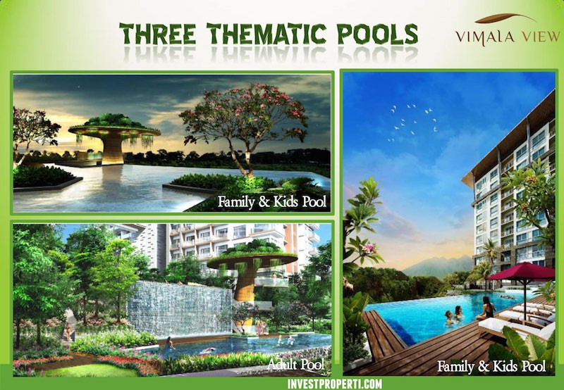 Vimala View Thematic Pool