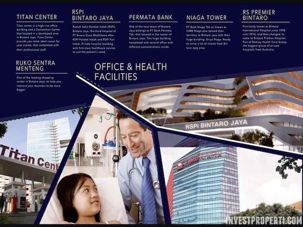 Office & Health Facilities