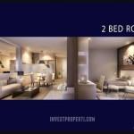 Apartemen Bintaro Plaza 2 BR Dijual