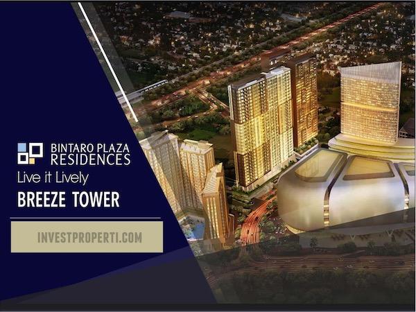 Brochure Bintaro Plaza Residence