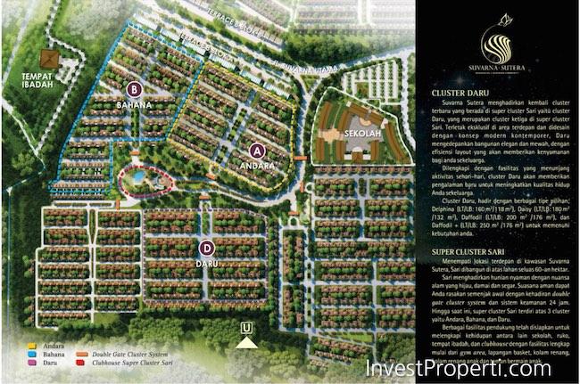 Site Plan Suvarna Sari