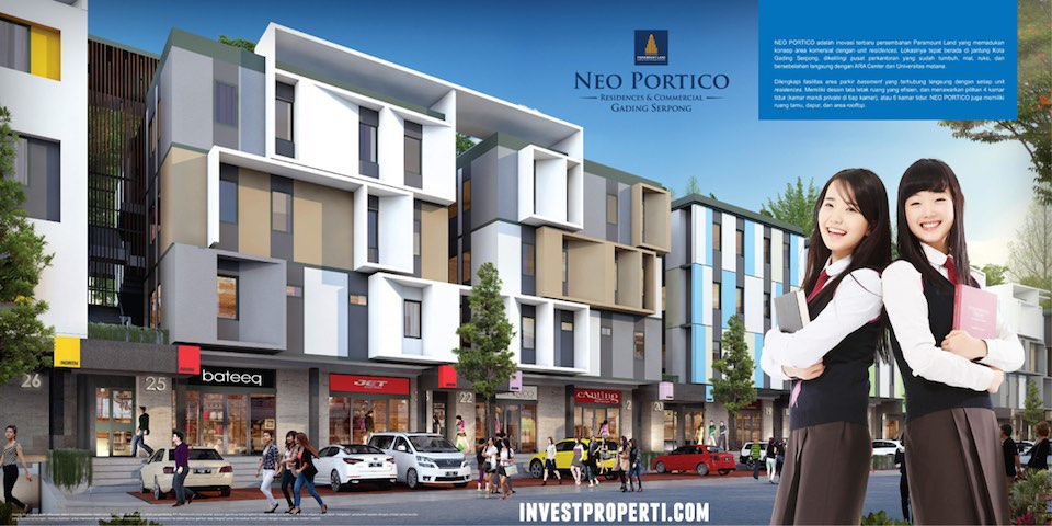 Neo Portico Residences & Commercial