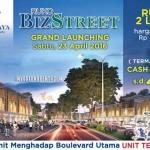 Ruko BizStreet CitraRaya Tangerang