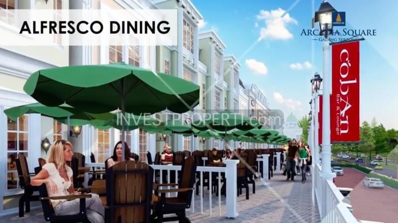 Alfresco Dining Concept