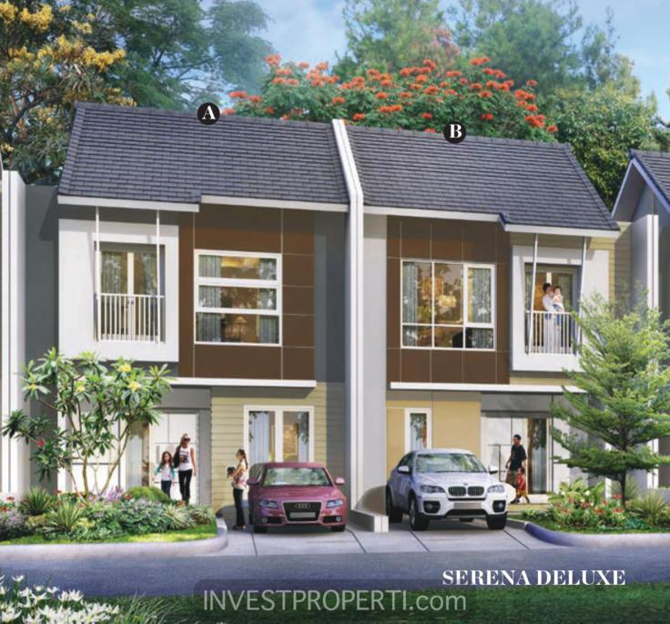 Avani Homes - Serena Type