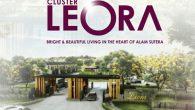 Cluster Leora Alam Sutera
