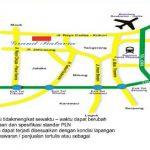 Peta Lokasi Cluster Grand Batavia