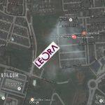 Peta Lokasi Cluster LEORA Alam Sutera