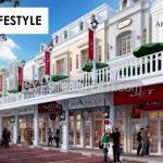 Ruko Lifestyle Arcadia Square Serpong