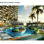 Cambio Lofts Alam Sutera Swimming Pool