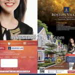 Boston Village Gading Serpong Brochure