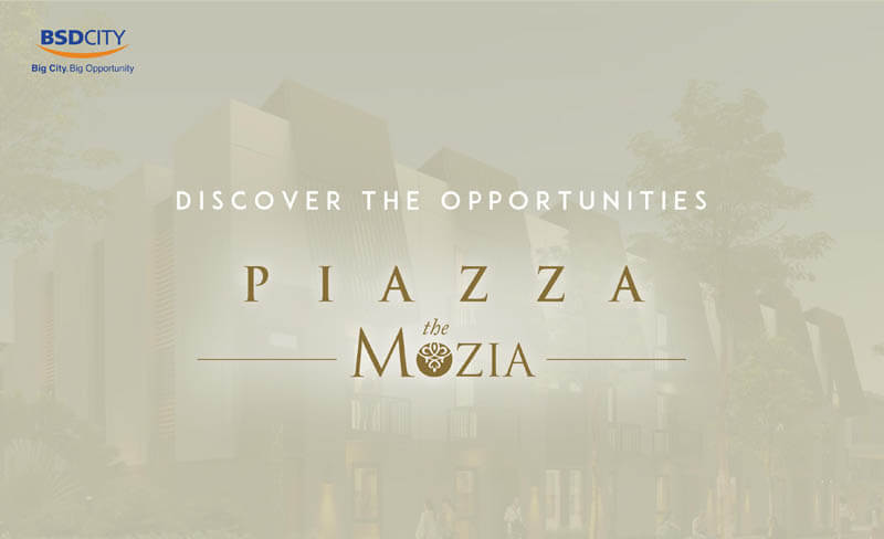 Piazza @ The Mozia BSD