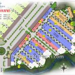 Site Plan Cluster Navina RE CItra Maja Raya 2
