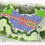 Site Plan Cluster TEVANA Rumah RS Citra Maja Raya 2