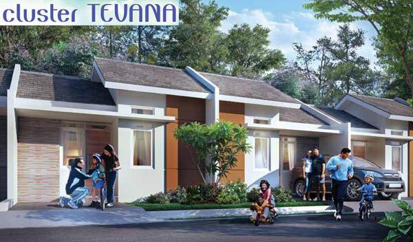 Rumah Tevana Citra Maja Raya 2