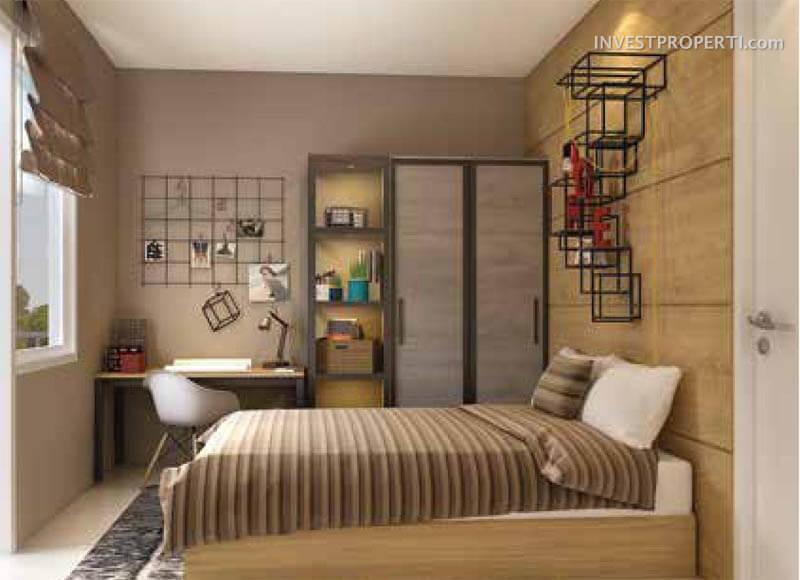 contoh interior kamar