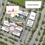Site Plan Monroe Tower Jababeka