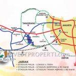 Peta Lokasi Citra Maja Raya 2