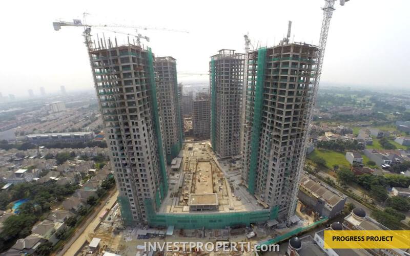 Progress Pembangunan Serpong M-Town