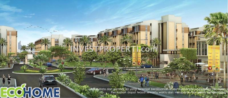 Apartemen Murah CitraRaya EcoHome