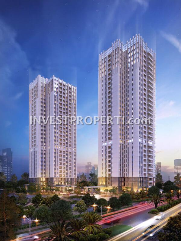 Apartemen Southgate Tanjung Barat