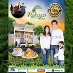Brosur Pakuan Village Curug Tangerang