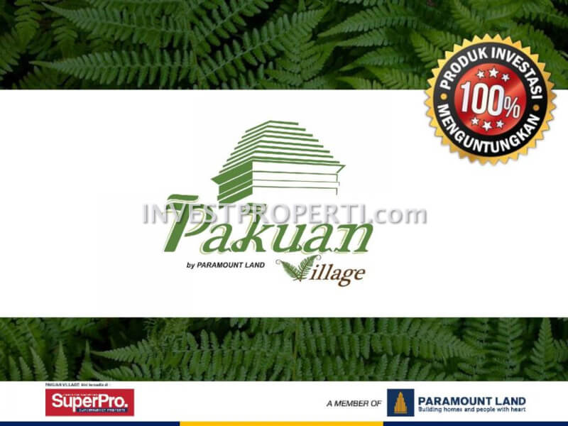 e-Brochure Pakuan Village Paramount