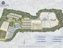 Master Plan Cluster Greenwich Park BSD