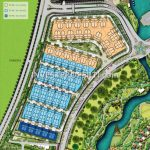 Site Plan Cluster Lakewood NavaPark