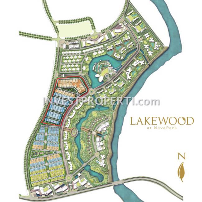 Master Plan Nava Park