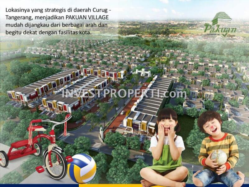 Pakuan Village Curug Tangerang