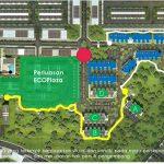 Site Plan Apartemen EcoHome CitraRaya