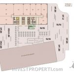 Floor Plan Lantai 6 M-Town Office