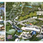 Lokasi West Park BSD Vanya Park
