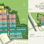 Site Plan Alegria Park BSD