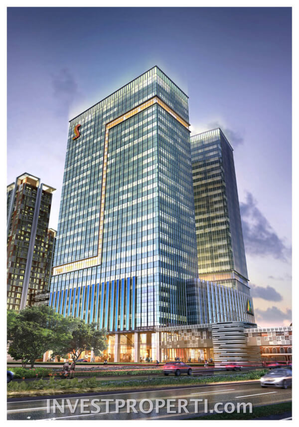 Tower Office M-Town Summarecon Serpong