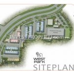 WestPark ShopHouse BSD Site Plan