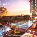 Tower Bellerosa Serpong Garden Pool