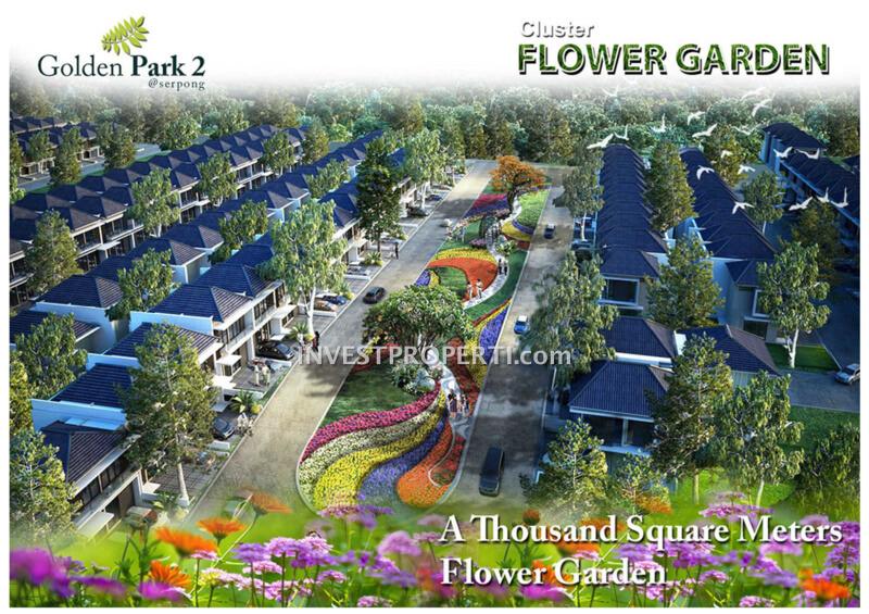 Golden Park 2 Serpong