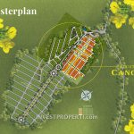 ParkVille Serpong Cluster Canola Master Plan