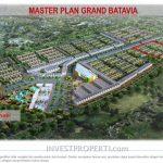 Peta Lokasi Grand Batavia