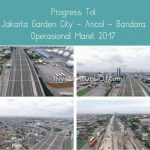 Progress Tol JGC - Ancol - Bandara