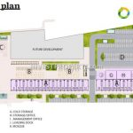 Site Plan Ruko Pasar Anyar Vida Bekasi
