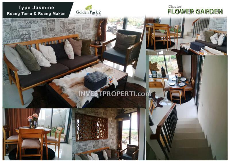 Tipe Jasmine Living Room