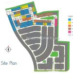 Site Plan Cluster Shinano JGC