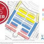 Site Plan Cluster Essence Grand Batavia
