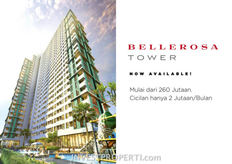 Tower Bellerosa Apartemen Serpong Garden