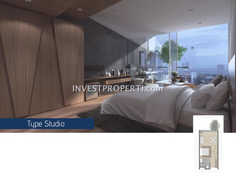 Apartemen Carstensz Residence BSD Interior Design