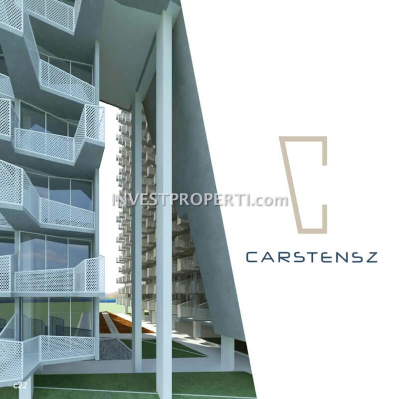 Brosur Apartemen Carstensz BSD