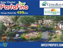 Brosur Cluster Portofino Villaggio Citraraya